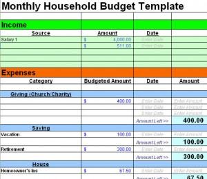 budgeting-spreadsheet