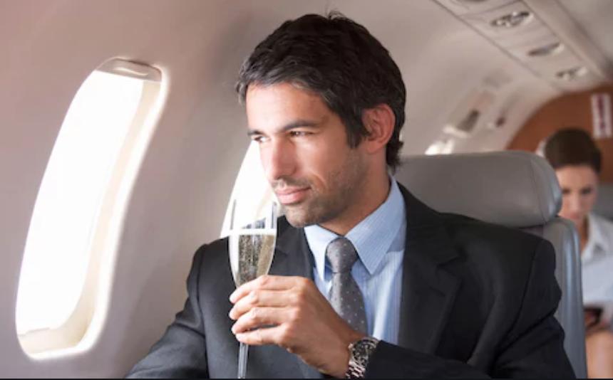 man-on-plane