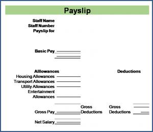 pay-slip